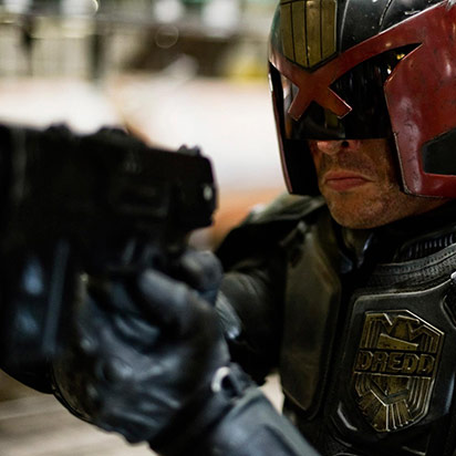 &lt;i&gt;Dredd 3D&lt;/i&gt;