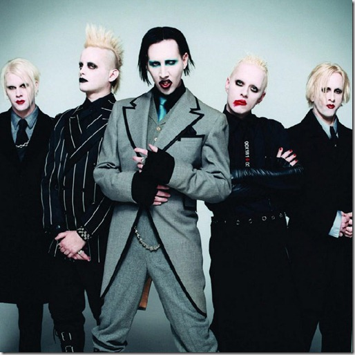 FX Casts Marilyn Manson in <i>Sons of Anarchy</i>