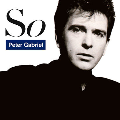Peter Gabriel: <i>So</i> 25th Anniversary Immersion Box Set