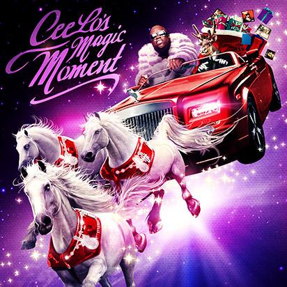 Cee Lo Green: <i>Cee Lo's Magic Moment</i>