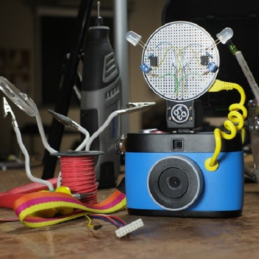 The OTTO Camera Lets You Shoot GIFs