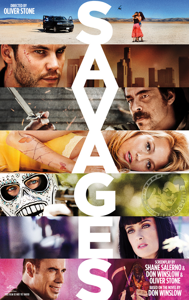 Watch the First Trailer for Oliver Stone's <i>Savages</i>