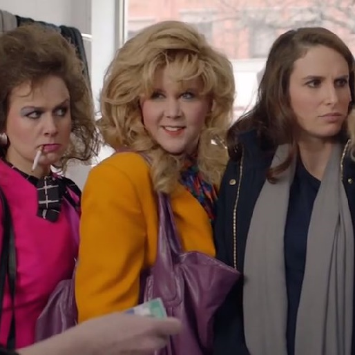"<em>Inside Amy Schumer</em> Review: ""80s Ladies"""