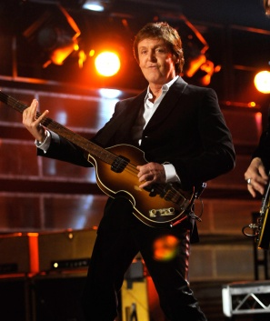 Coldplay and Paul McCartney to Perform at 54th Grammy Awards