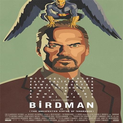 Here's The Teaser For The Showbiz Satire <i>Birdman</i>