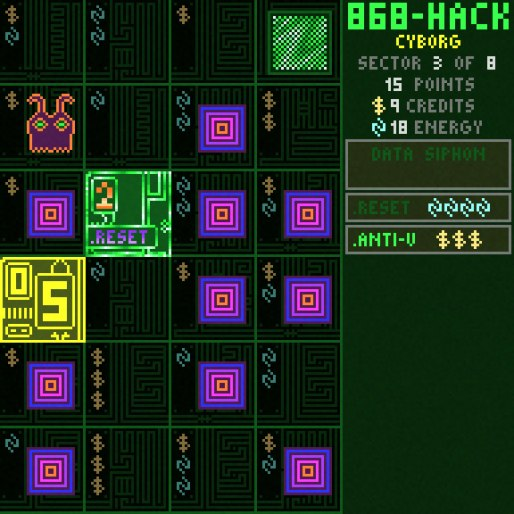 Mobile Game of the Week: <i>868-HACK</i> (iOS)