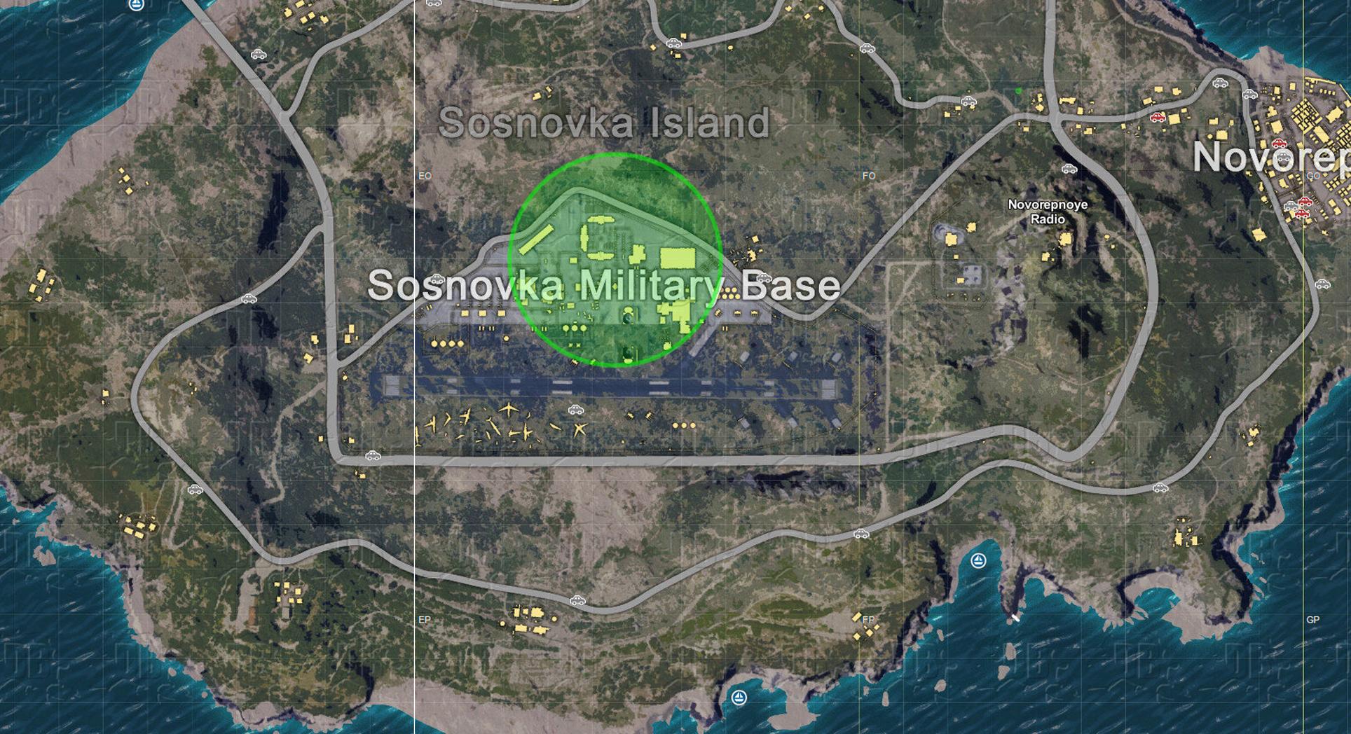 The 13 Best Landing Zones in PlayerUnknown's Battlegrounds :: Games