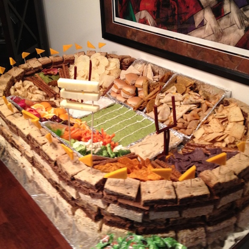 Snackadium Will Take Your Super Bowl Party To the Next Level