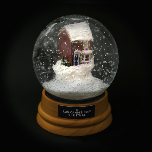 """Los Campesinos! Announce Christmas EP, Share """"When Christmas Comes"""""""