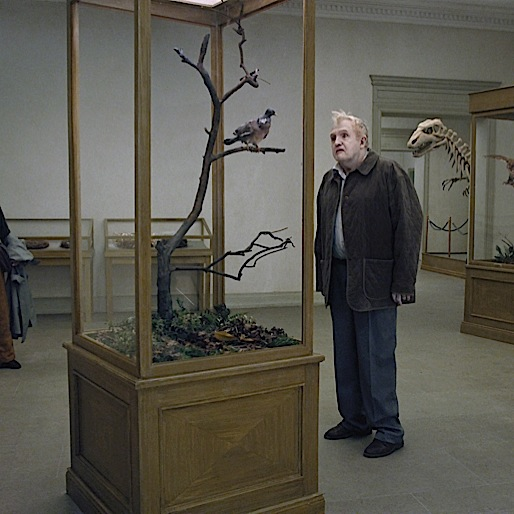 <i>A Pigeon Sat on a Branch Reflecting on Existence</i>