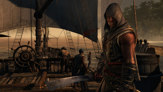 Ubisoft Releases Assassin's Creed Freedom Cry DLC as a Stand-Alone Game