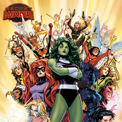 10 C-List Marvel Heroines <i>A-Force</i> Should Spotlight