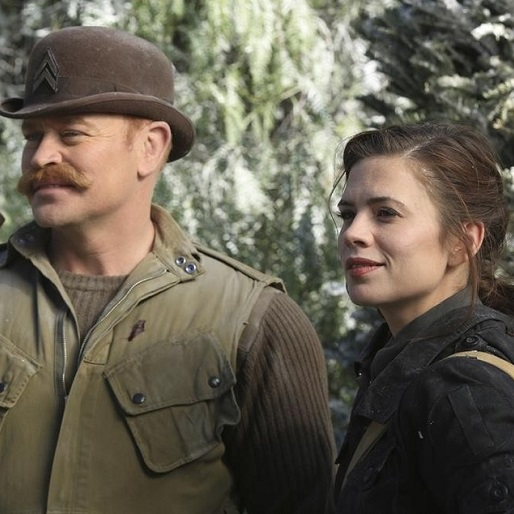 """<i>Agent Carter</i> Review: """"The Iron Ceiling"""""""