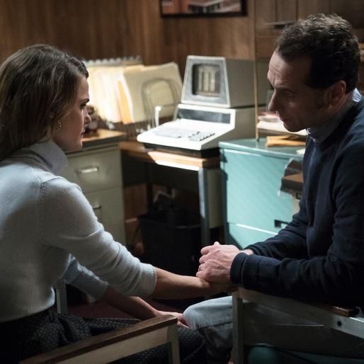 """<i>The Americans</i> Review: """"EST Men"""""""
