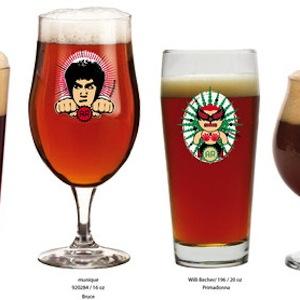 Welcome to the World of Augmented Reality Beer Glasses