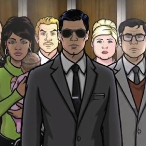 """<i>Archer</i> Review: """"The Holdout"""""""
