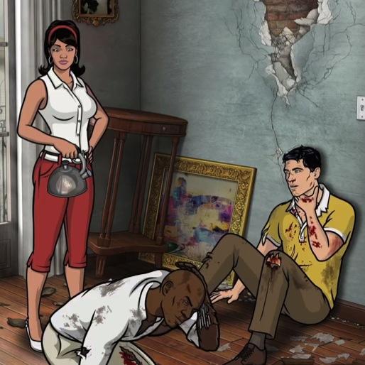 "<i>Archer</i> Review: ""Three to Tango"""