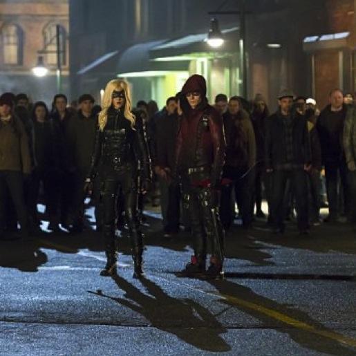 """<i>Arrow</i> Review: """"Uprising"""""""