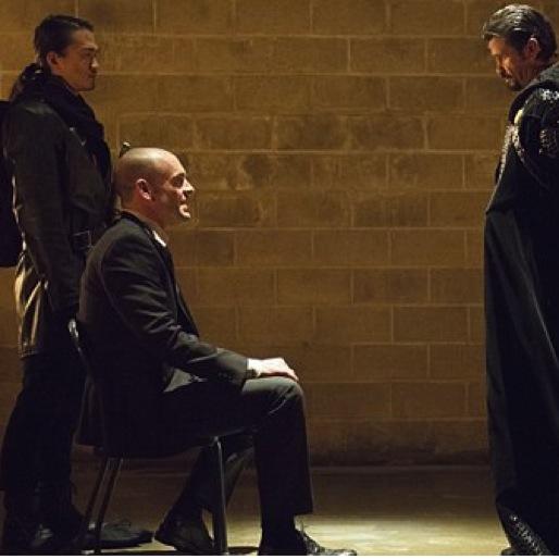 "<i>Arrow</i> Review: ""Public Enemy"""