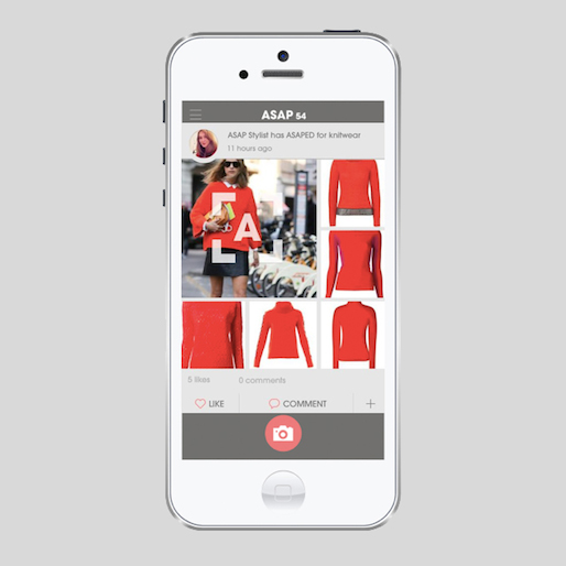 New App Will Match Photos with Real Items of Clothing