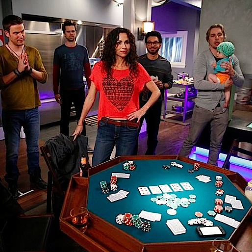 """<i>About a Boy</i> Review: """"About a Poker Night"""""""