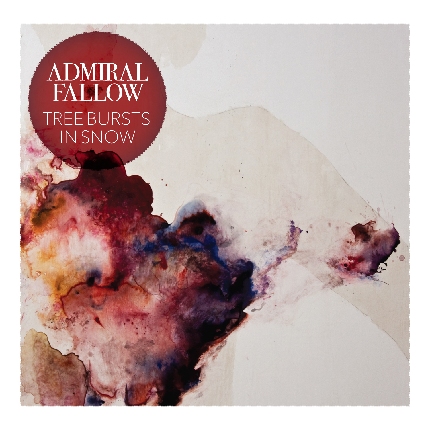 Admiral Fallow Announces U.S. Release for <i>Tree Bursts in Snow</i>