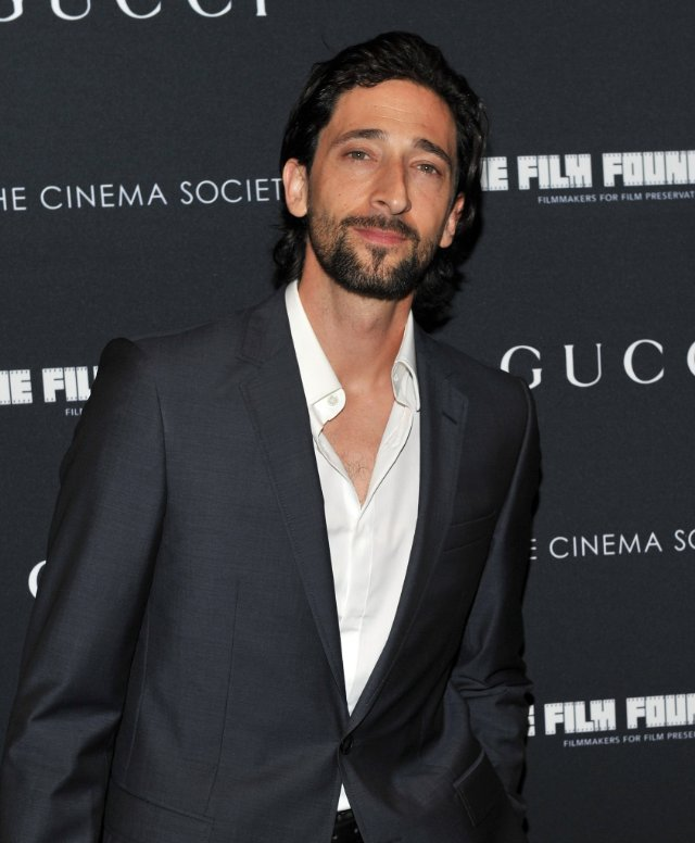 Adrien Brody to Star in History Channel's Houdini Miniseries