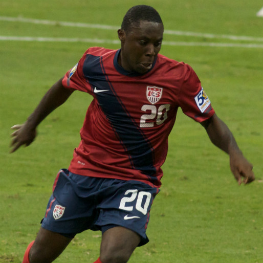 Freddy Adu Is Promoting A Nightclub Now