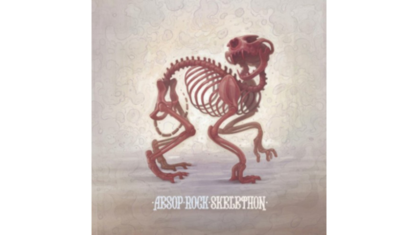 Aesop Rock: <i>Skelethon</i>