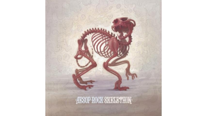 Aesop Rock: <i>Skelethon</i>