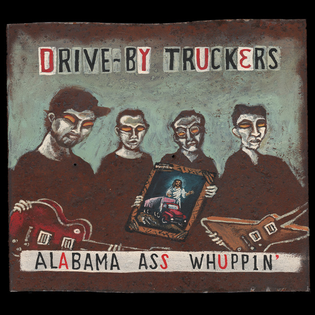 Drive-By Truckers' <i>Alabama Ass Whuppin'</i> Reissue Includes Vinyl Release
