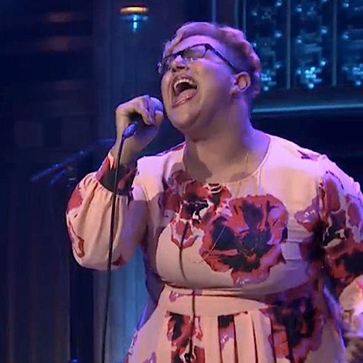 "Watch Alabama Shakes Go ""Over My Head"" on <i>The Tonight Show</i>"