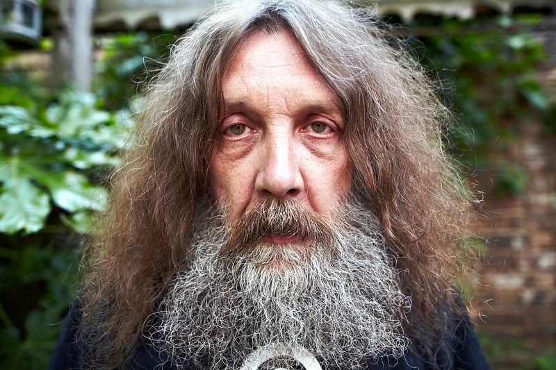 <i>Watchmen</i> Writer Alan Moore Working on a Film Project
