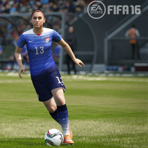 The USWNT's Alex Morgan Becomes The First Woman To Be Featured On The Cover Of FIFA