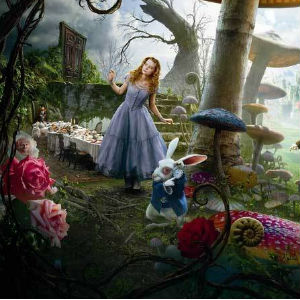 <i>Alice In Wonderland</i> Writer to Pen Sequel