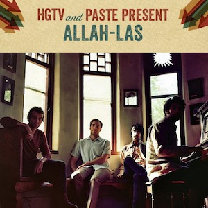 HGTV/Paste SXSW Preview - Allah-Las