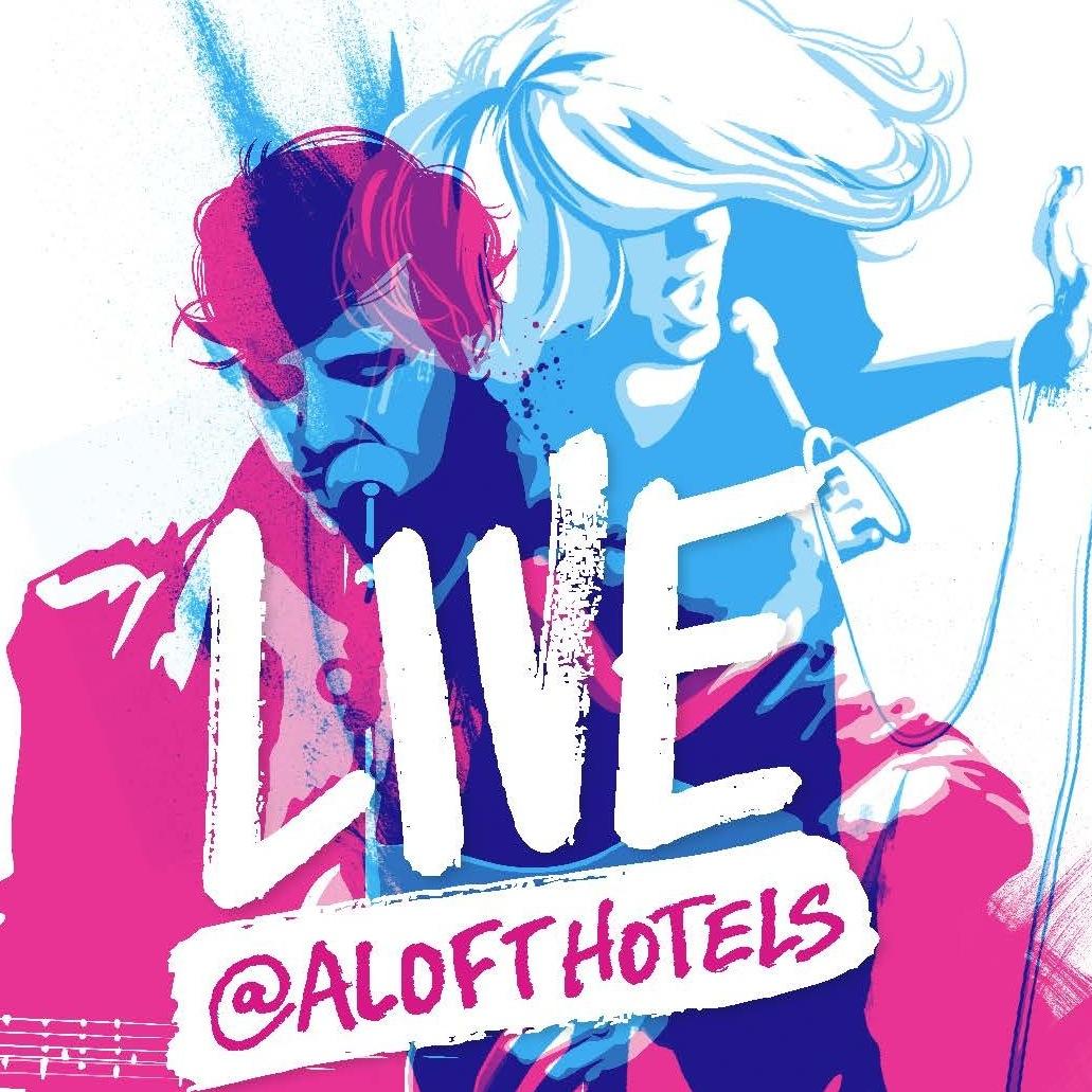 Desert Noises to Play Live Session in Washington National Harbor Presented By Aloft Hotels & <i>Paste</i>