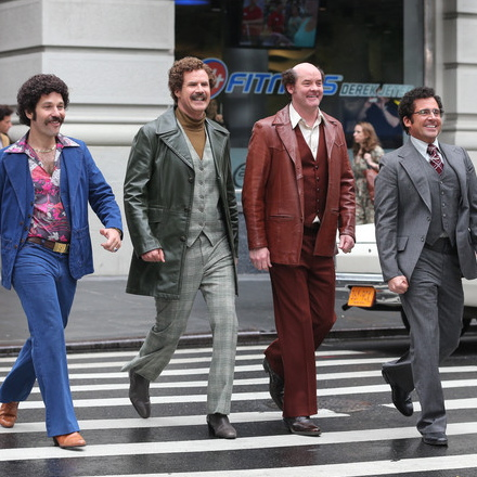 <i>Anchorman 2: The Legend Continues</i>