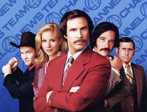 Kristen Wiig Officially Joins <i>Anchorman 2</i>