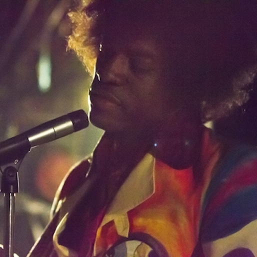Watch Andre 3000 as Jimi Hendrix in New <i>All Is By My Side</i> Clip