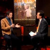 Watch Andrew Bird on <i>The Colbert Report</i>