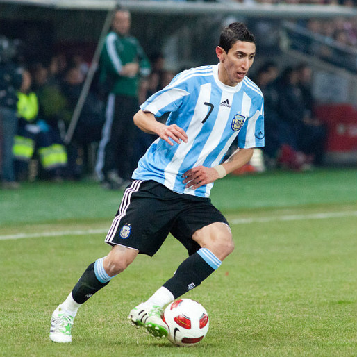 Manchester United to Sign Angel Di Maria for a British Record Fee