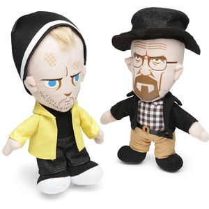 ThinkGeek Releases  <i>Breaking Bad</i> Plush Toys