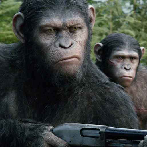 Watch the New <i>Dawn of the Planet of the Apes</i> Trailer