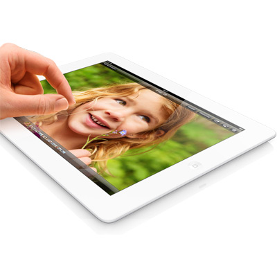 Apple Expands Storage Capacity of iPad with Retina Display to 128GB