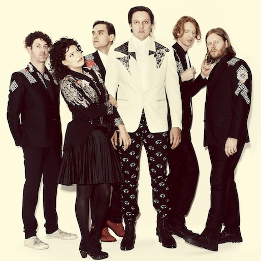 Watch Arcade Fire's Live Session at Triple J Radio