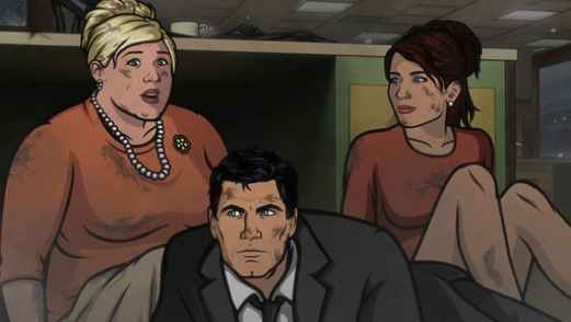 "<i>Archer</i> Review: ""White Elephant"" (Episode 5.01)"