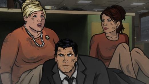"""<i>Archer</i> Review: """"White Elephant"""" (Episode 5.01)"""