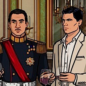 "<i>Archer</i> Review: ""Archer Vice: Palace Intrigue - Part 1"""
