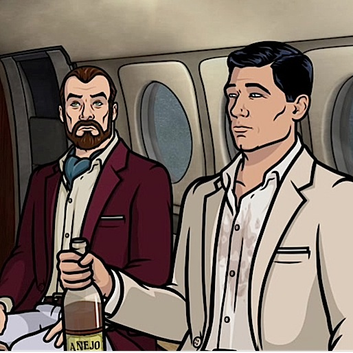 "<i>Archer</i> Review: ""Archer Vice: Palace Intrigue - Part 2"""